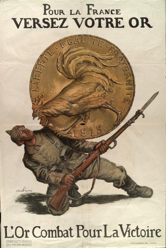 Galeria Plakatów Z Czasów I I Ii Wojny światowej Oraz Okresu