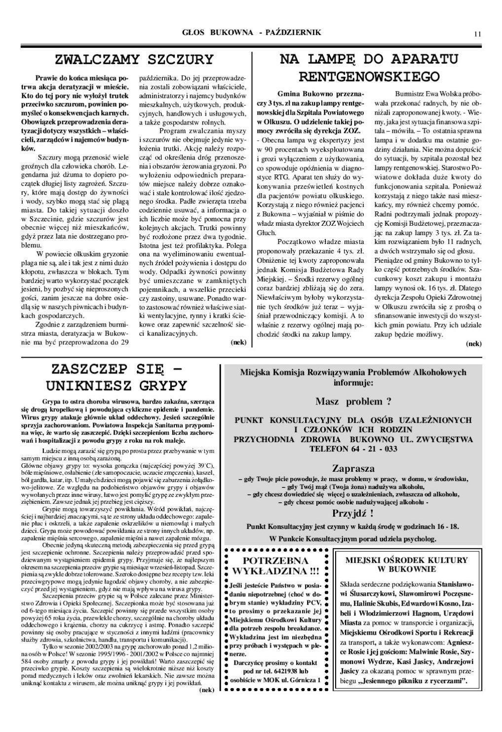 dziennik polski miechów