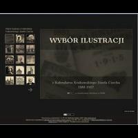 Wybór ilustracji z Kalendarza Krakowskiego Józefa Czecha [1881-1917]