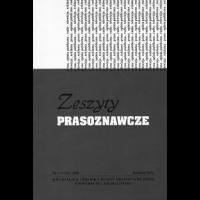 08d8eb2d64 C  Teksty Zeszyty PRASOZNAWCZE